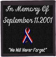 In Memory Ribbon